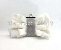 Hot Sale Free Shipping Fashion Evening Party Wholesale China Butterfly Clutch Handbag