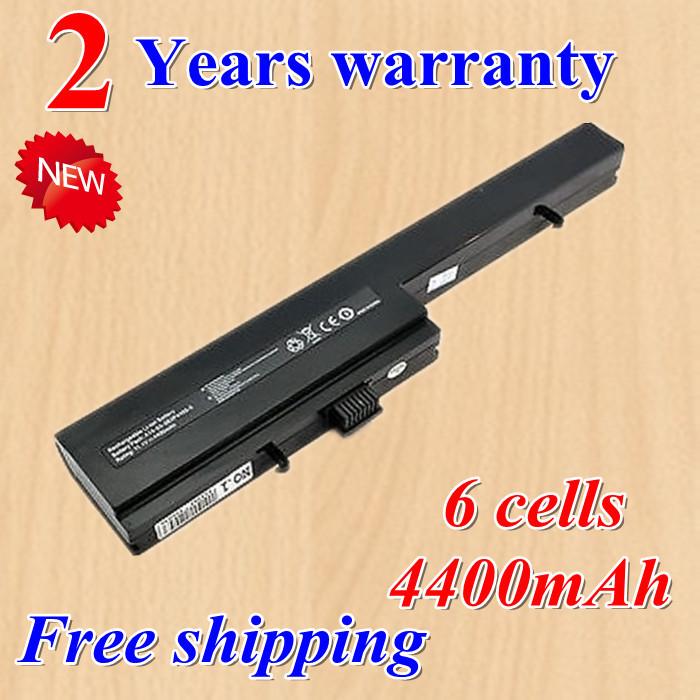 New 6 CELL Laptop Battery A14 For Advent Sienna 300 500 510 700 710 M100 M101 M200 M201 M202 Q100 Q101 Q200 E100 E200 E300 Black(China (Mainland))