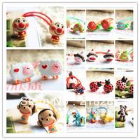 20pcs/lot Cute baby/child/girl Hair accessories various animal Elastic Hair band rope Headband ponytail holder free shipping