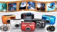720P Sport Helmet Waterproof Action Camera DVR Gopro Camcorder Car DVRS Video Recorder For Bike/Diving/Surfing/Ski/Skydiving