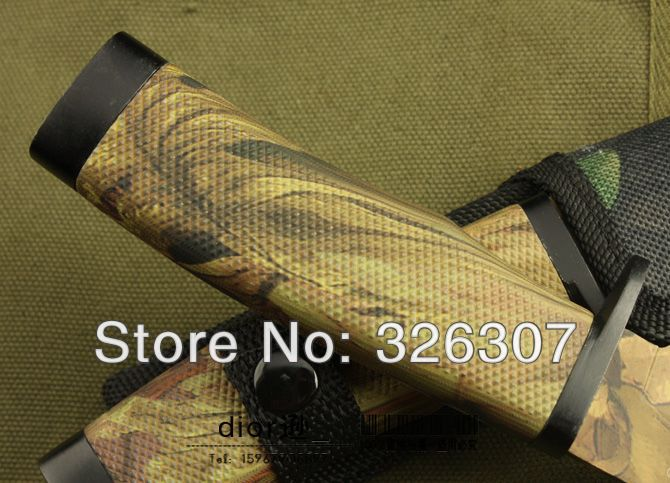 Death camouflage outdoor small straight section of small straight knife 009 new models for camouflage