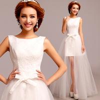 Free Shipping 2014 new designer fashion wedding dresses  1pcs Wholesale and Retail