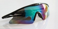 Colorful Tactical Airsoft Shooting Glasses Protective Eyewear UV400 Protective Goggle Cycling