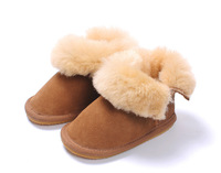 5202 5204  kid baby girl  boy  sheepskin fur wool  winter  snow boots very warm  11 color
