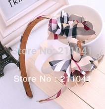popular ribbon covered headbands