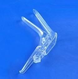 10 pcs estéreis descartáveis eurynter espéculo vaginal completo transparente(China (Mainland))