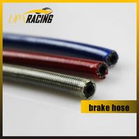 ID:3.2 mm OD : 7.5MM RACING NYLON core BRAKE LINE HOSE FLUID HYDRAULIC NEW braide brake hose