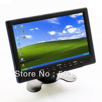 7inch HDMI Car Monitor  with VGA AV TouchScreen good quality
