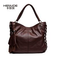 Cowhide women's handbag casual 2014 fashion one shoulder handbag cross-body women's bags #2096