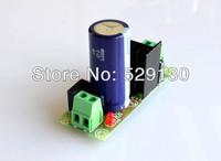 single DC output lm317  higher voltage adjustable voltage regulator power supply board 4700uf/35v