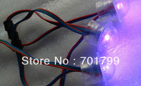 26mm diameter WS2812B LED pixel module;1pcs WS2812BLED,DC5V input;clear cover