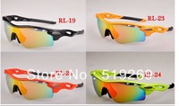 Radarlock Path High Quality Men's Sports Sunglasses 5 pcs Lens Brand Polarized Cycling Glasses wholesale