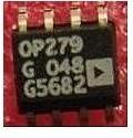 OP279GS OP279G high output current operational amplifier chip(China (Mainland))