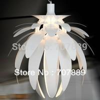Modern Aluminum Pendant Lighting Echinacea Lights Hanging Lamp Dia 45cm Free shipping PL332