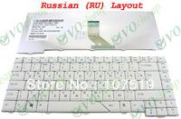 Free Shipping Russian Keyboard for Acer Aspire 4210 4220 4520 4710 4720 4920 5220 5310 5520 5710 5720 5910 5920 6920 RU grey