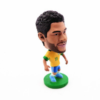 Hulk doll star toy doll football Brazil's national team 19  Givanildo Vieira de Souza dolls