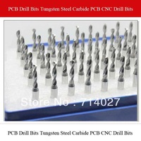 Top Quality PCB Drill Bits Tungsten Steel Carbide PCB CNC Drill Bits Milling Machine 3.175*1.3mm 10pcs/lot
