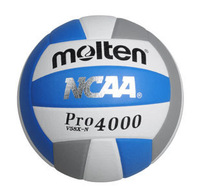 Molten volleyball v58x-n soft leather ball