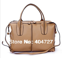 Super Star Excellent 100% Genuine Leather Lady's Tote Bags One Shoulder Bag Crossbody Handbag Fashion Handbag Free Shipping