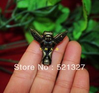 Angel foot mini alloy foot Curio feet 30 * 27MM foot wooden sides