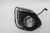 NEW CAR LED DRL Mitsubishi ASX Daytime Running Light 2013 2014 Free shipping