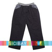 Free Shipping Girls  Pants Cute Bear Beauty Lovely Trousers K4305