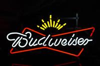 Budweiser pakwai mark of traditional handmade mount neon lamp 50cm*25cm
