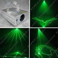 volume sales Single green laser light lines laser light voice-activated ktv laser light