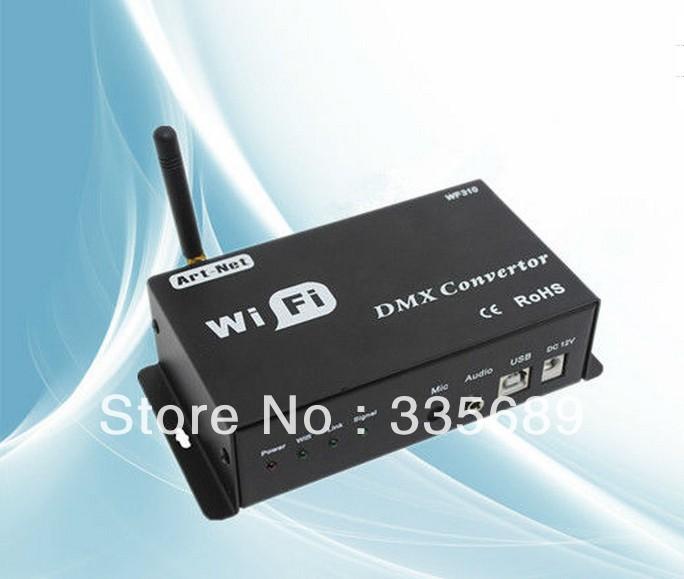 Ipad Dmx Controller New Wifi Dmx Controller