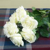 Moisturizing rose artificial flower decoration