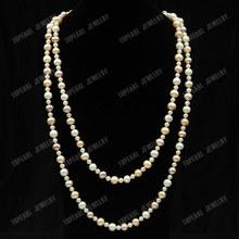 popular purple freshwater pearl