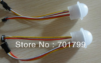 26mm diameter WS2811 LED pixel module;3pcs 5050 SMD RGB  LED,DC12V input;frosted cover;0.72W