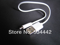 50pcs/lot V8 Micro USB Cable 2.0 Charger Cable For Samsung,Xiaomi, Huawei, Lenovo Mobile phones battery bank power bank Camera