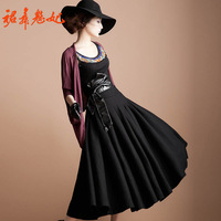 3ag Skirt  black brief fashion dresses fashion bust  qc317  dress