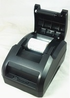 New arrival USB interface 58mm pos receipt printer thermal printing with power supply built-in