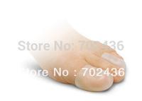 Gel big Toe Caps gel Corns Blisters protector gel Bunion gel toe finger protection 2 pairs= 4pcs 2 pairs per lot