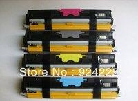 compatible Konica Minolta 1600W color toner cartridge 1600W/1650EN/1680/1690 , AOV301H,AOV30GH,AOV30AH,AOV305H 4pcs/Lot