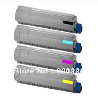 FREE Shiping! compatible toner cartridge Used for OKI C810,C830, BK/C/M/Y ,4 pcs /lot premium quality