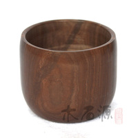 Natural handmade teacup tea set Small water cup purple ceramic