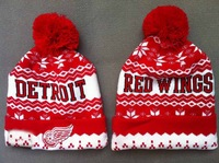 Cheap Nhl Men's Beanie hats detroit  Are Extremely Loved By People free shipping top quality !