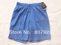 Embroidery Logo 13/14!!! Arsenal Away Blue Soccer Shorts,Thailand Quality Arsenal Blue Shorts+Free Shipping