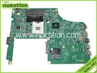 Hot sale!! For Dell inspiron V3700 Laptop motherboard P/N: 0V954F/48.4RU06.011Intel HM57 DDR3 full tested  50% shipping off