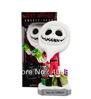 100% Brand New Tim Burton Nightmare Before Christmas Santa Jack Pop! Vinyl Figure Jack Skellington Action Figure, Free Shipping