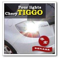 Free shipping(2/P),Chery Tiggo 3 LED rear Brake Lights,stoplight,lamp,2pcs,12V,7.5W,white color