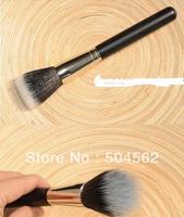 Duo Fiber Powder Stippler Brush #187 Black Handle Cosmetic Professional Makeup