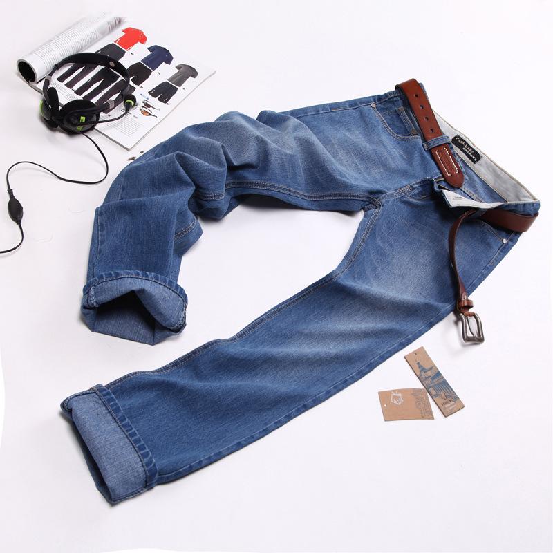 perfume polo calça jeans 2014 jeans reta homens negros estilos de roupas(China (Mainland))