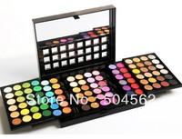 NEW SHANY Eyeshadow Kit, Metallic Runway, 96 Color Pro Eye Palette