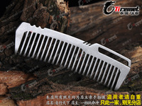 Ti titanium Combs ,lucky cloud combs with fine packing