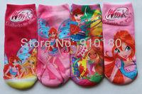 Baby cartoon Win club socks infant socks,lovely children socks baby wear,children's sockings