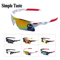 2014 New Arrival Upgrade Oculos Cycling Eyewear Retro Sunglasses Touring Men Sun Glasses Women Riding Fishing Glasses 9181